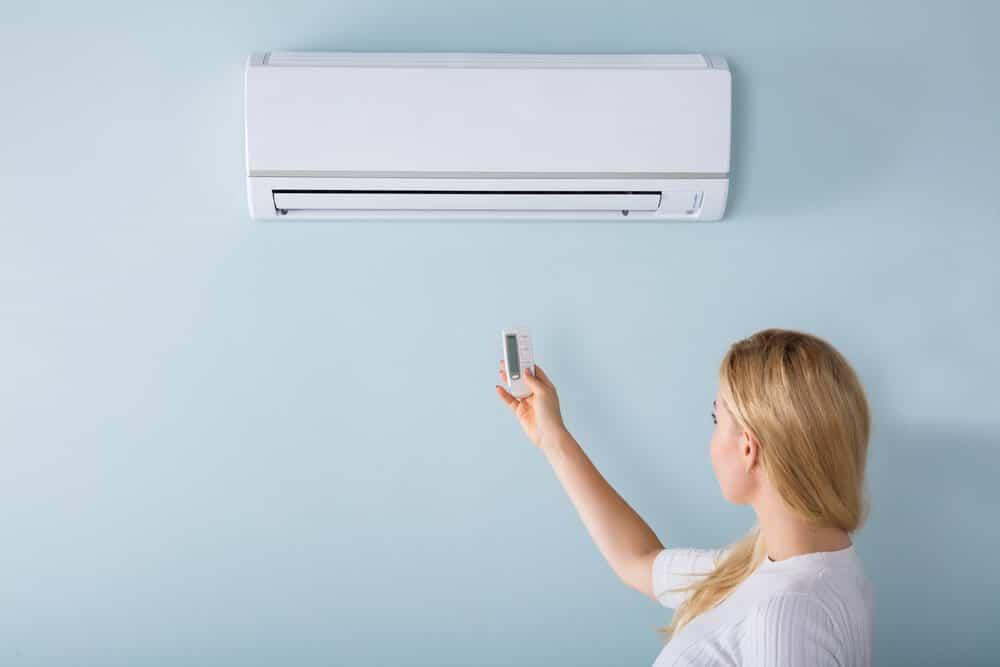 bon système de climatisation