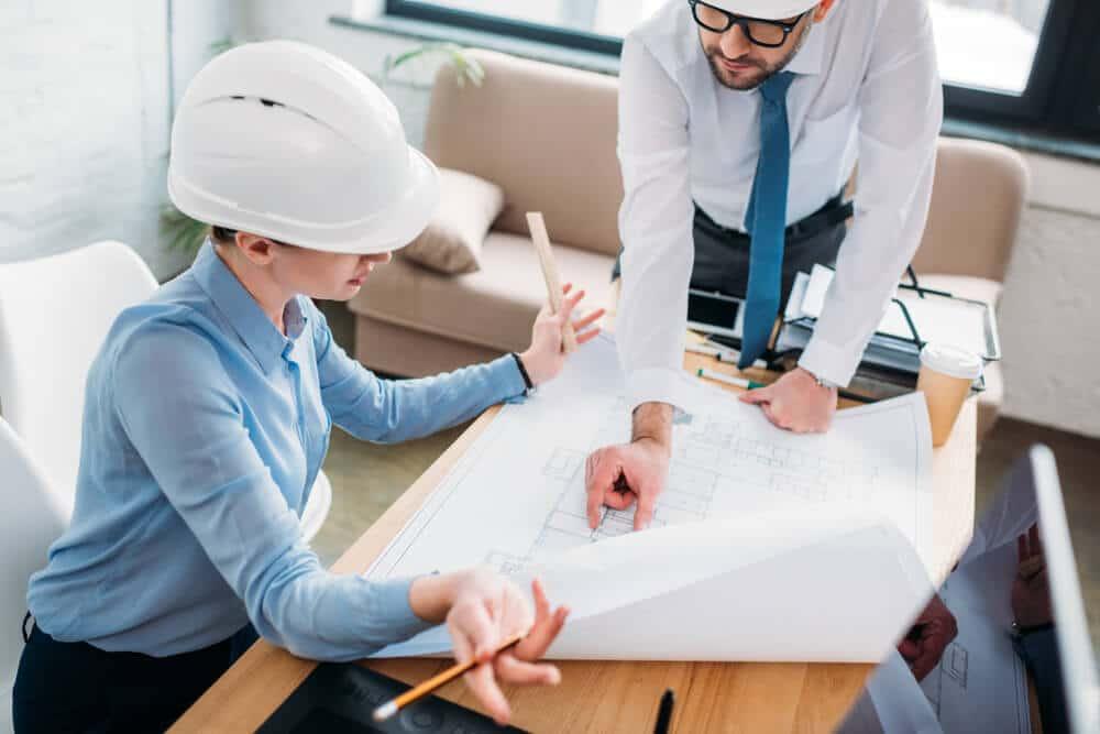 professionnels annexes à la construction