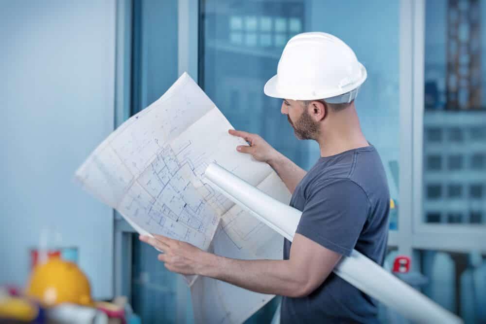 professionnels de la construction