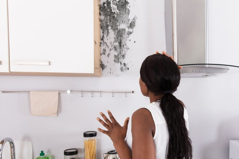 résoudre le problème d'humidité à la maison